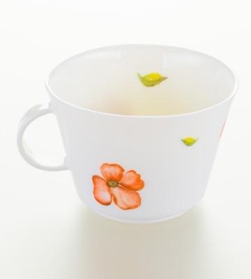 Urikuri porcelan skodelice kava